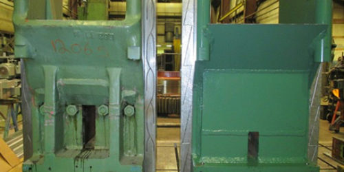 1500 ton bliss automotive stamping press