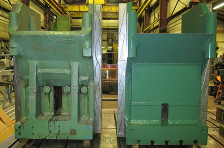 1500 ton bliss automotive stamping press