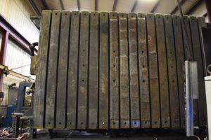 before 1000 ton bolster