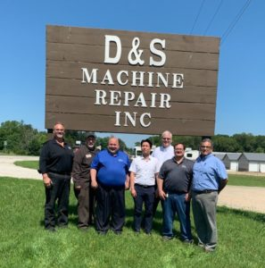 D&S Machine Repair Inc