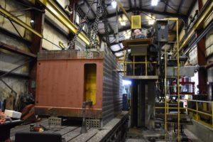 machining slide inner