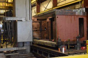 slide machining inside