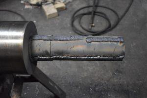welding shaft