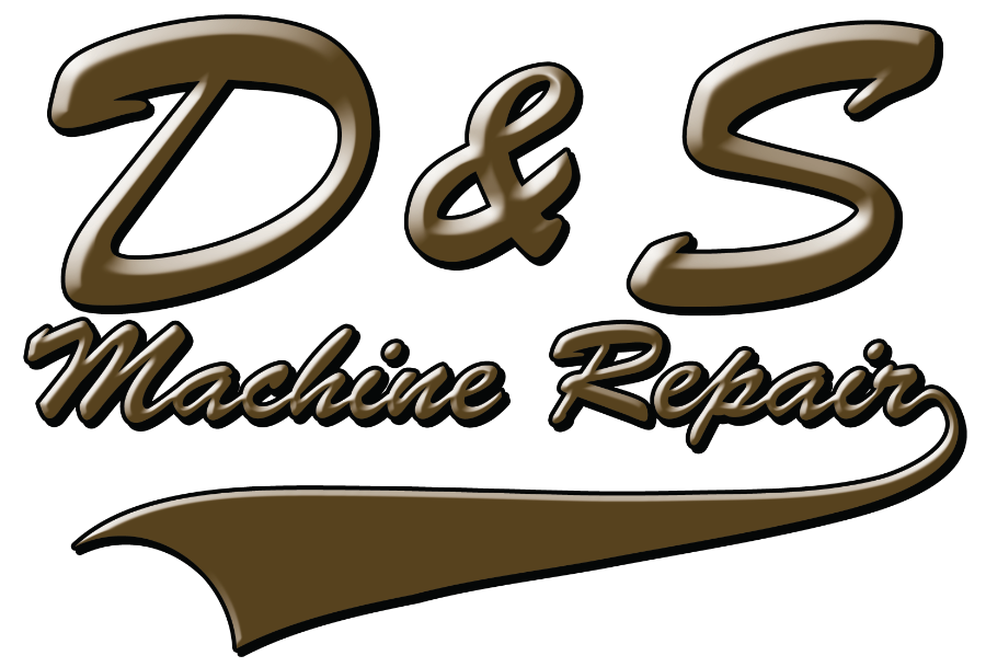 D&S Machine logo