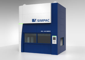 Simpac MX2 - 800 Servo